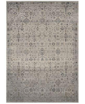 Tryst Adana Gray 8' x 11' Area Rug