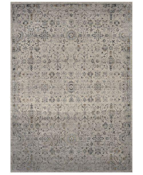 Karastan Tryst Adana Gray 8' x 11' Area Rug