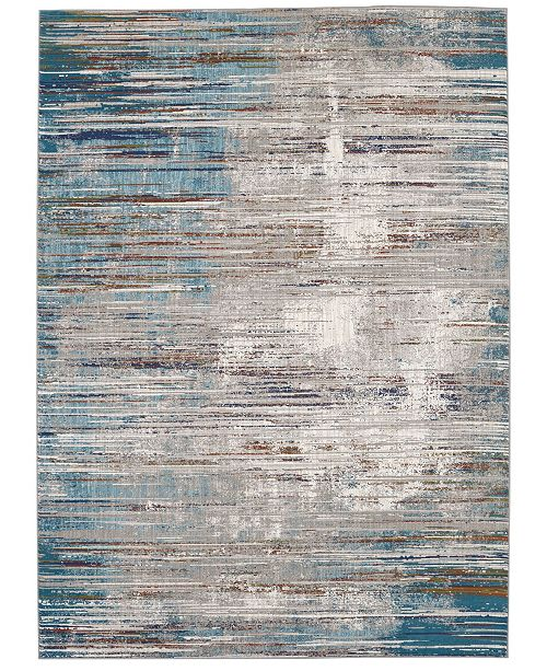 Karastan Meraki Singularity Lapis Area Rug Collection