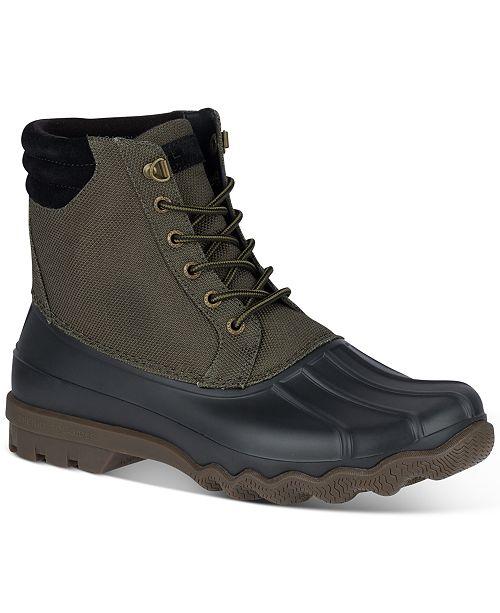 Sperry Men's Avenue Duck Cordura Boots