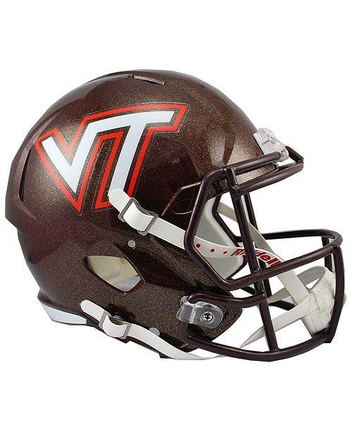 Riddell Virginia Tech Hokies Speed Replica Helmet