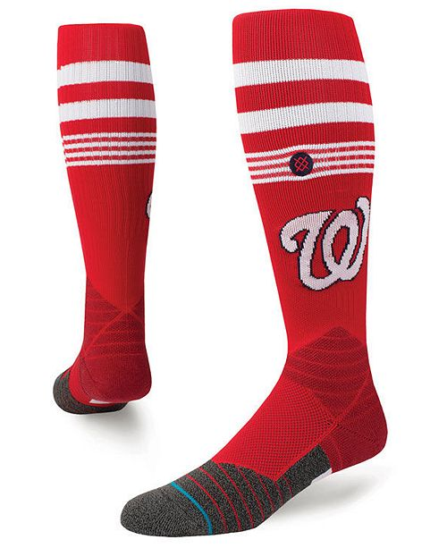 Stance Washington Nationals Diamond Pro Team Socks
