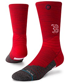 Boston Red Sox Diamond Pro Authentic Crew Socks
