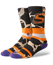Phoenix Suns Acid Wash Crew Socks