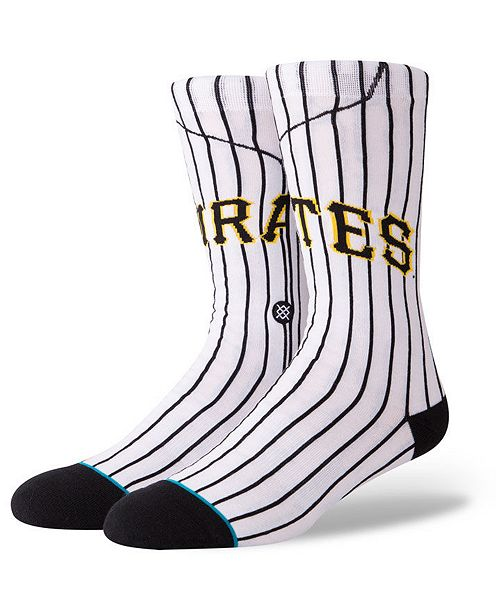 Stance Pittsburgh Pirates Coop Jersey Crew Socks