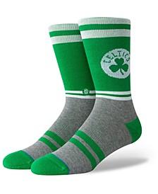 Boston Celtics City Gym Crew Socks