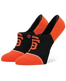 Women's San Francisco Giants Invisible No Show Socks