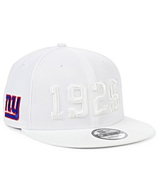 New York Giants On-Field Alt Collection 9FIFTY Snapback Cap