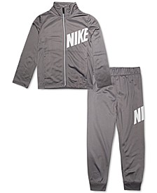 Little Boys 2-Pc. Core Jacket & Jogger Pants Set