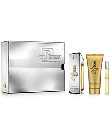 Paco Rabanne Men's 3-Pc. 1 Million Lucky Gift Set