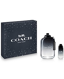 Men's 2-Pc. COACH FOR MEN Eau de Toilette Gift Set