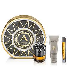Azzaro Men's 3-Pc. Wanted By Night Eau de Parfum Gift Set
