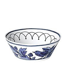 Blue Bird Cereal Soup Bowl
