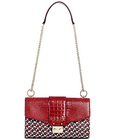 Cleo Convertible Crossbody Flap Crossbody
