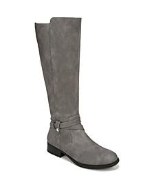 Xtrovert Wide Calf High Shaft Boots