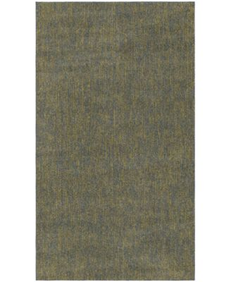 Next Generation Solid Blue 5.3' x 7.6' Area Rug