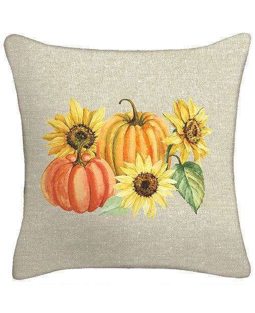 Jordan Manufacturing Harvest Toss Pillow