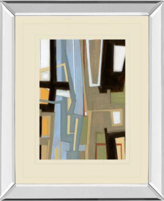 "High Expectations Il by Norman Wyatt Jr. Mirror Framed Print Wall Art - 34"" x 40"""