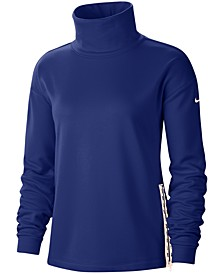 Women's Therma Mock-Neck Training Top