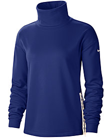 Nike Women's Therma Mock-Neck Training Top