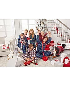 Matching Plaid Collection, Created For Macy's