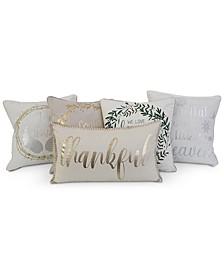 Religious Decorative Pillow Collection