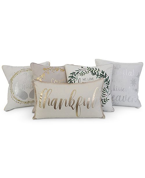 THRO Religious Decorative Pillow Collection