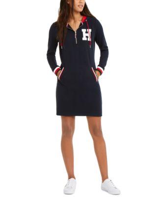 Hooded Sweatshirt Dress, Created for Macy's