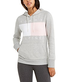 Colorblock Logo Hooded Sweatshirt, Created for Macy's