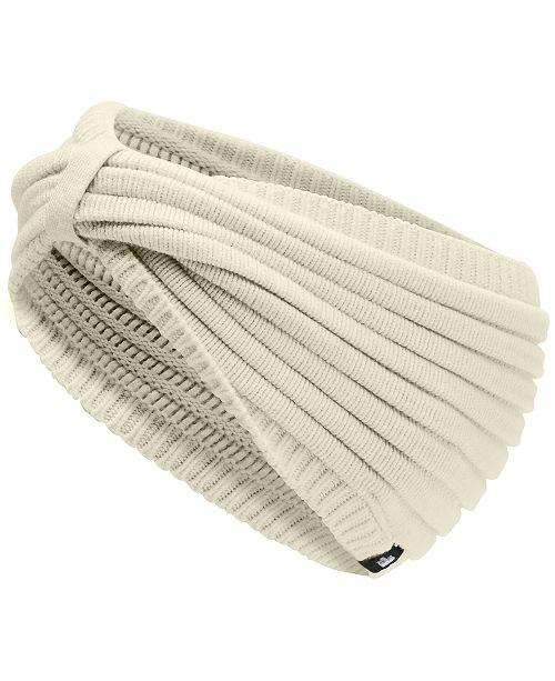 The North Face Women's Ribbed-Knit Headband