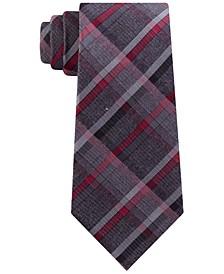 Men's Hudson Slim Plaid Tie