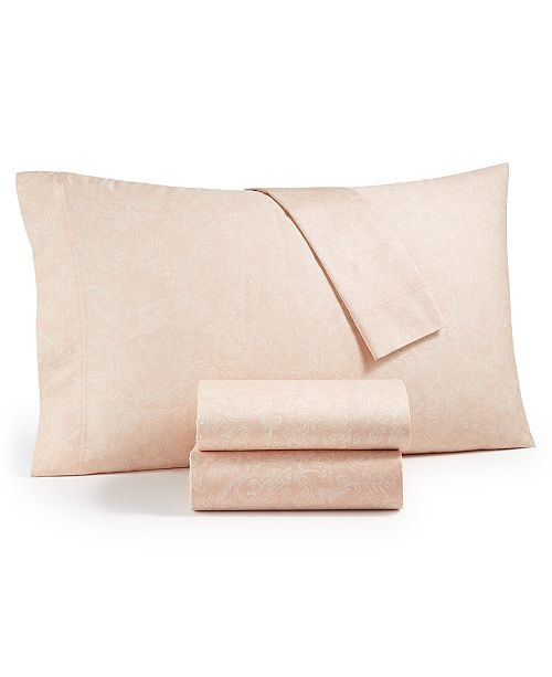 Lucky Brand Basanti Queen 4-Pc. Sheet Set