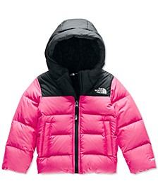 Toddler Girls Moondoggy Hooded Down Jacket