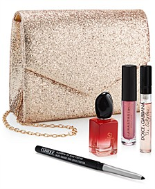 5-Pc. Glam Essentials Gift Set, Created For Macy's