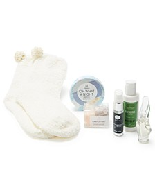 6-Pc. Coziest Night In Gift Set, Created For Macy's