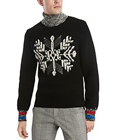 Men's Ski Slopes Turtleneck Sweater