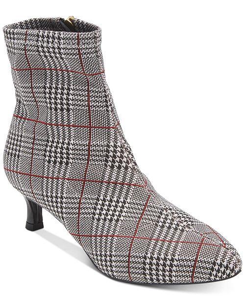 Rockport Women's Total Motion Alaiya Sock Booties
