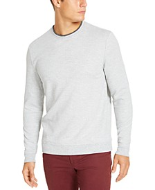 Men's Crossover Sweater, Created for Macy's