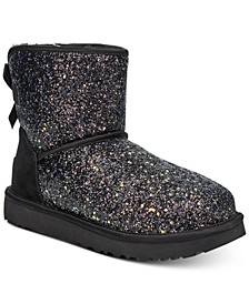 Women's Classic Mini Bow Cosmos Boots