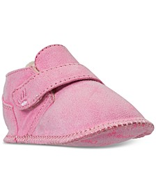 Baby Girls Skylar Crib Booties from Finish Line