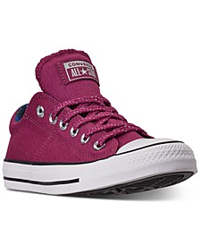 Women's Chuck Taylor Madison Low Top Casual Sneakers from Finish Line