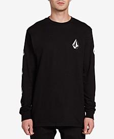 Men's Deadly Stones Long-Sleeve Logo T-Shirt