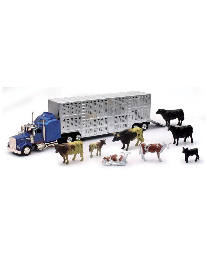 Group Sales New Ray 1:43 Livestock Playset