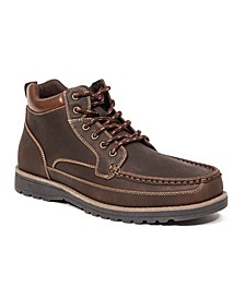 Men's Callow Classic Dress Casual Comfort Moc Boot