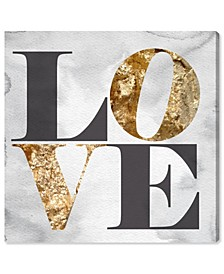 Build on Love Stone Canvas Art Collection