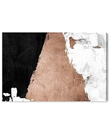 """Night and Day Rose Gold Canvas Art - 16"""" x 24"""" x 1.5"""""""
