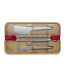 Laguiole Intuition 3 Piece Cheese Set