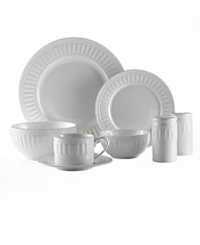 Sparta 50 Pc Dinnerware Set
