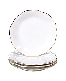 Certified International 4-Pc. Salad Plates