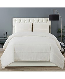 Christian Siriano Kristen Full/Queen Duvet Cover Set